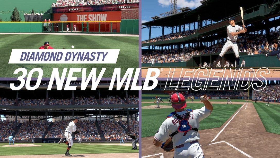 Esto es lo Nuevo en Diamond Dynasty de MLB The Show 19