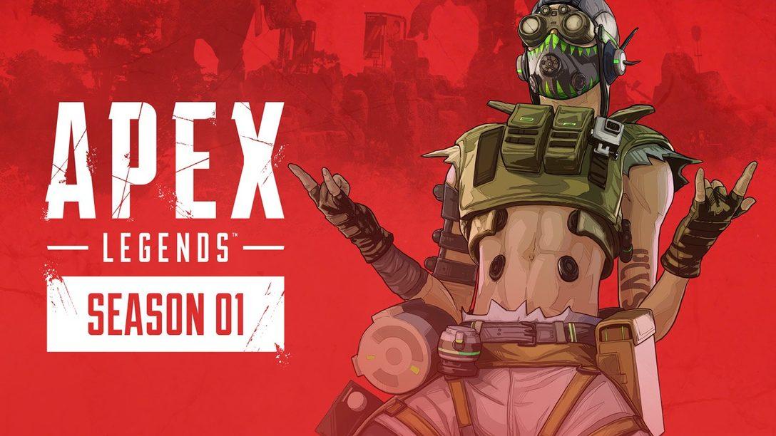 Desaten la Bestia en La Temporada 1 de Apex Legends, Wild Frontier