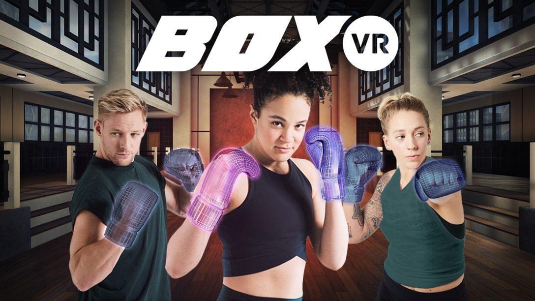 BoxVR Pisa Hoy el Ring de PS VR