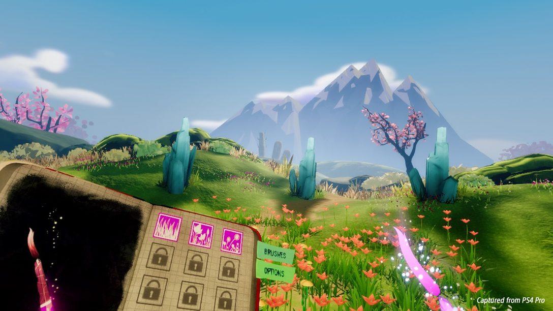 Impresiones: Dentro de la Recién Revelada Experiencia PS VR de Concrete Genie