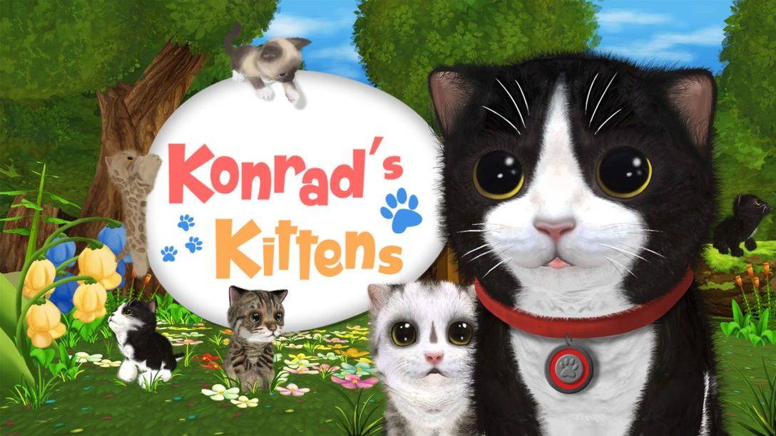 Konrad the Kitten Aumenta el Número de Gatitos, Disponible desde Mañana en PS VR