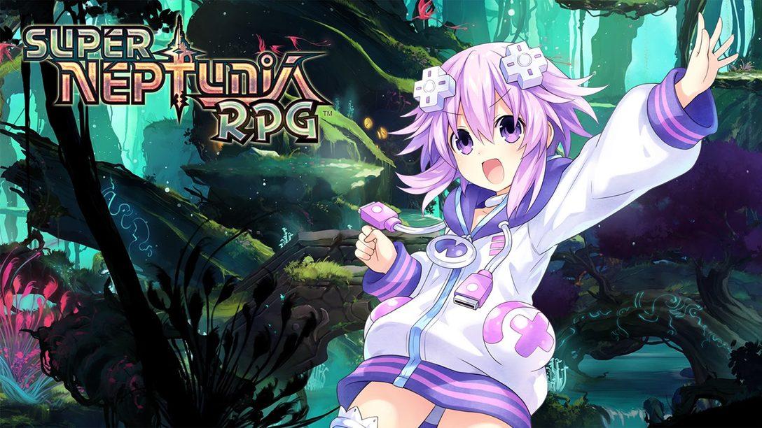 Dentro del Arte y la Animación de Super Neptunia RPG, Espérenlos el 25 de Junio