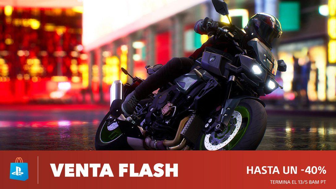 Empieza la Venta Flash de PlayStation Store