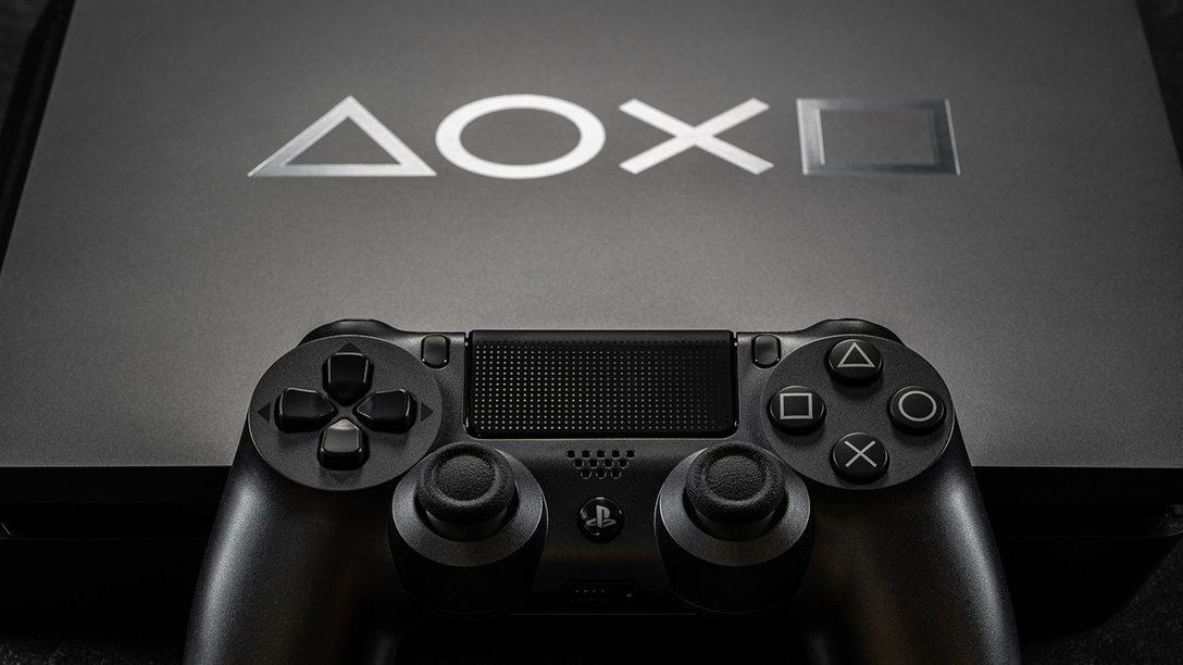 Galería: La Consola PS4 de Edición Limitada de Days of Play y el DualShock 4