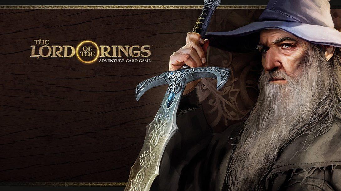 The Lord of the Rings: Adventure Card Game Llegará a PS4 el 8 de Agosto