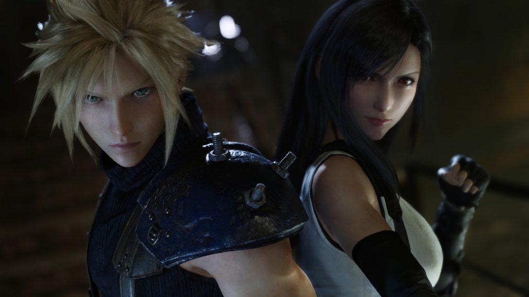 Así es Como Combatir en Final Fantasy VII Remake Combina lo Mejor de Dos Mundos