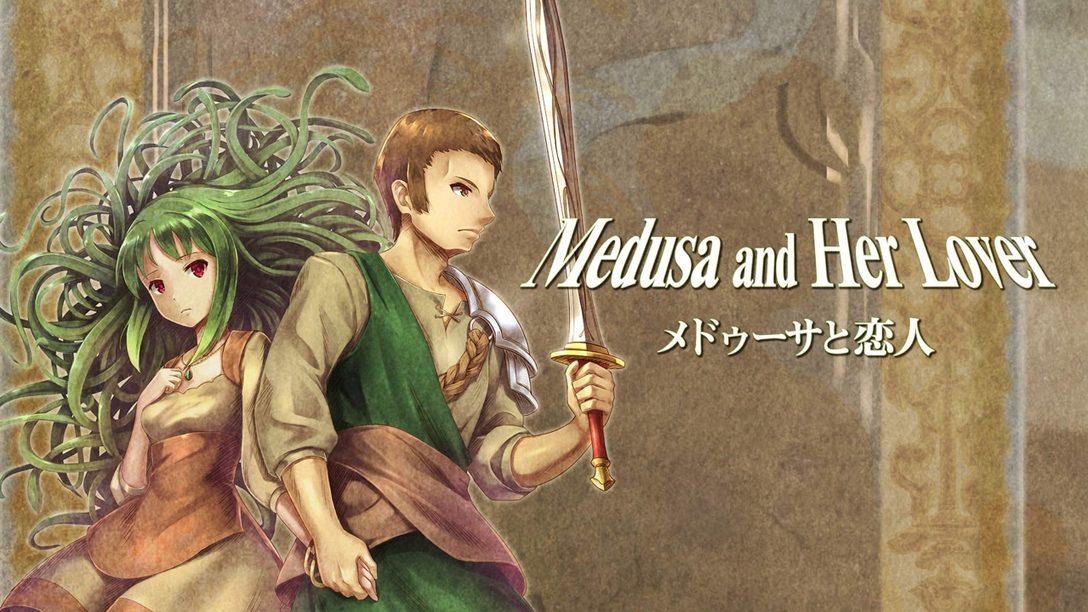 Medusa and Her Lover se Lanza Hoy en PS VR