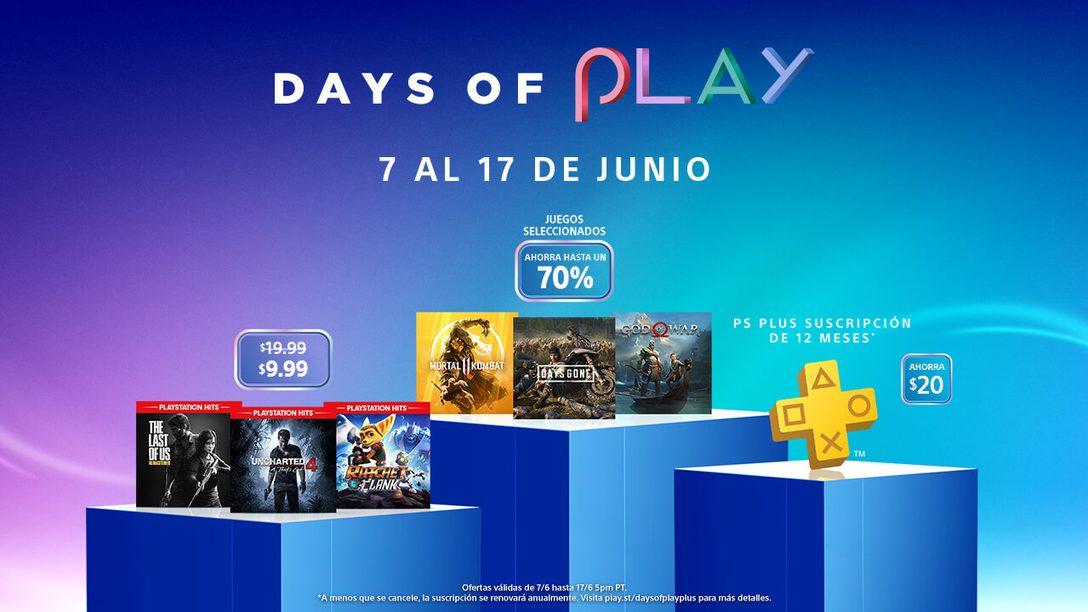 Las Promociones de Days of Play Llegan a PlayStation Store