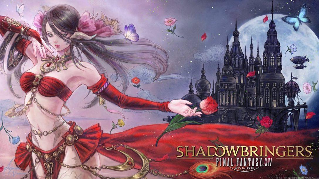 Celebren el Lanzamiento de Final Fantasy XIV: Shadowbringers con Arte y Wallpapers