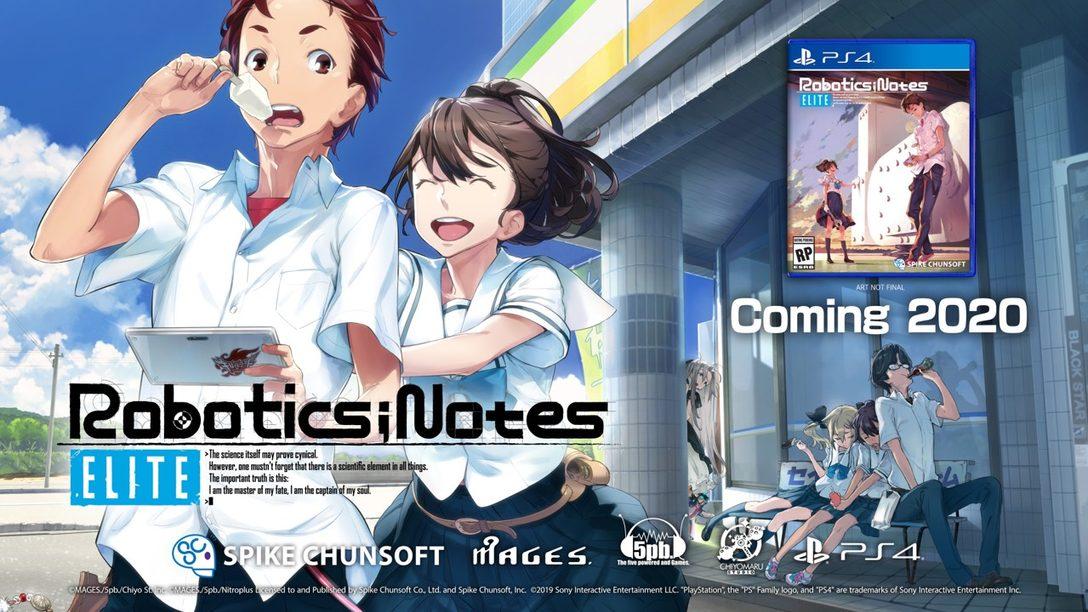 Tres Nuevos Títulos de Spike Chunsoft Anunciados en Anime Expo 2019