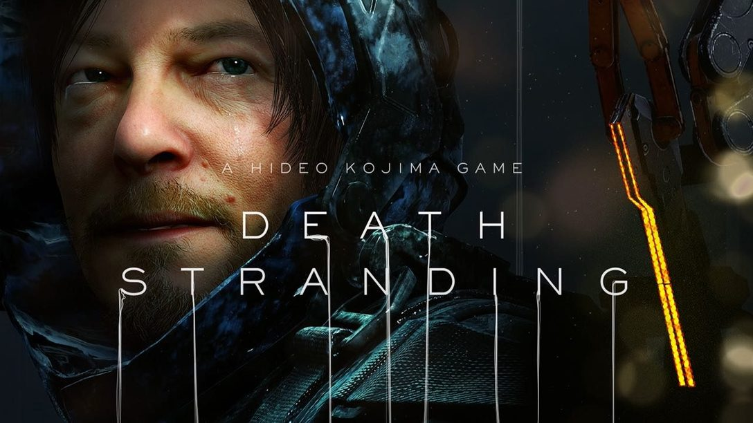 Hideo Kojima Reveló la Portada de Death Stranding en SDCC