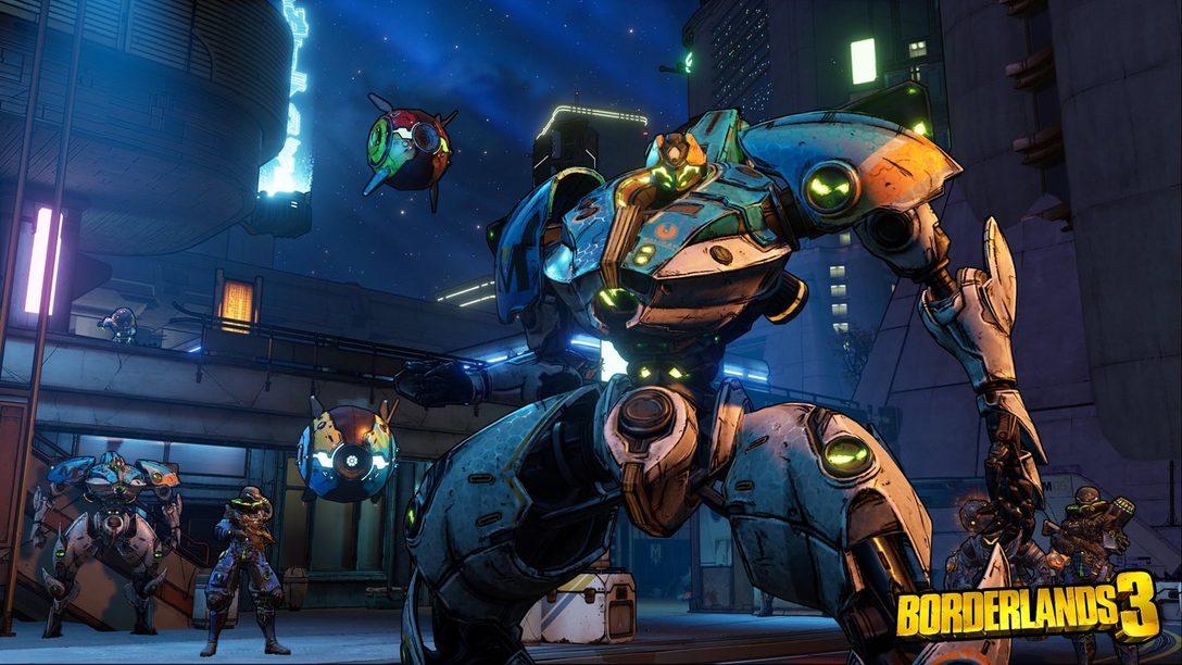 Detrás de Escenas: Así es como Gearbox Construyó a Borderlands 3 para PS4 y PS4 Pro