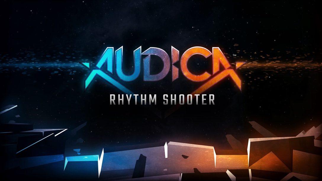 El Shooter Rítmico de Harmonix, Audica, Llegará a PS VR