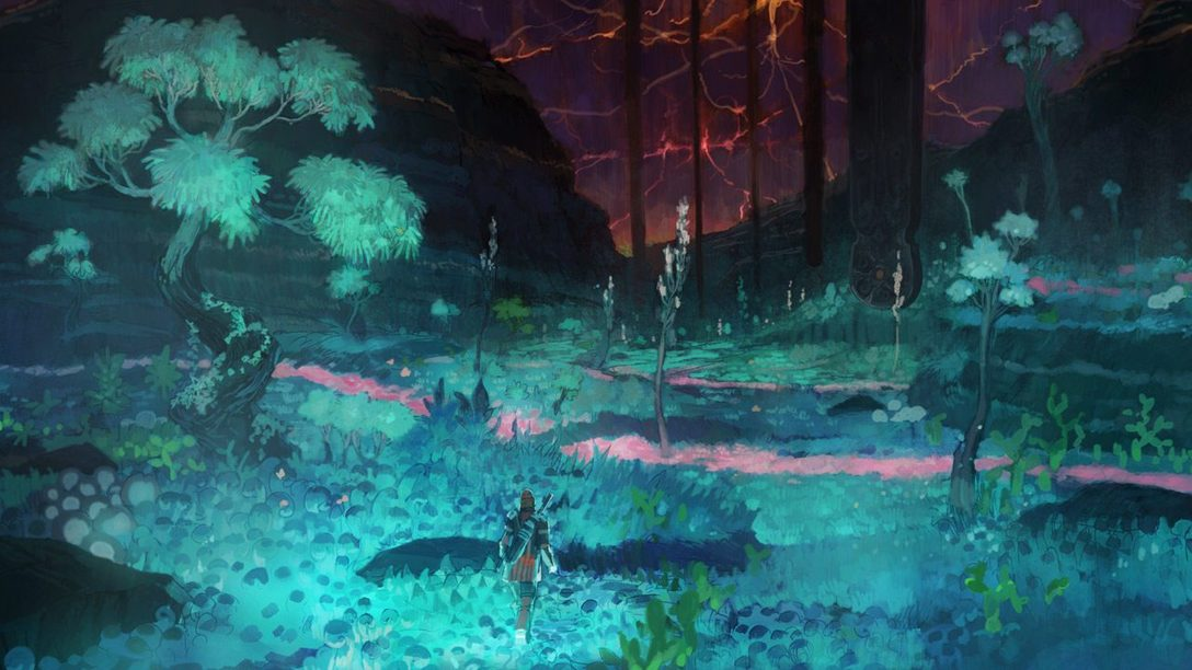Oninaki se Lanza el 22 de agosto, no se Pierdan Esta Galería de Arte Conceptual