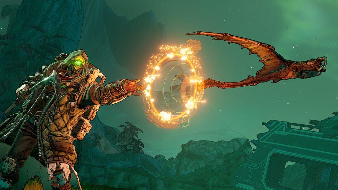 Ocho Irresistibles Mejoras al Gameplay en Borderlands 3