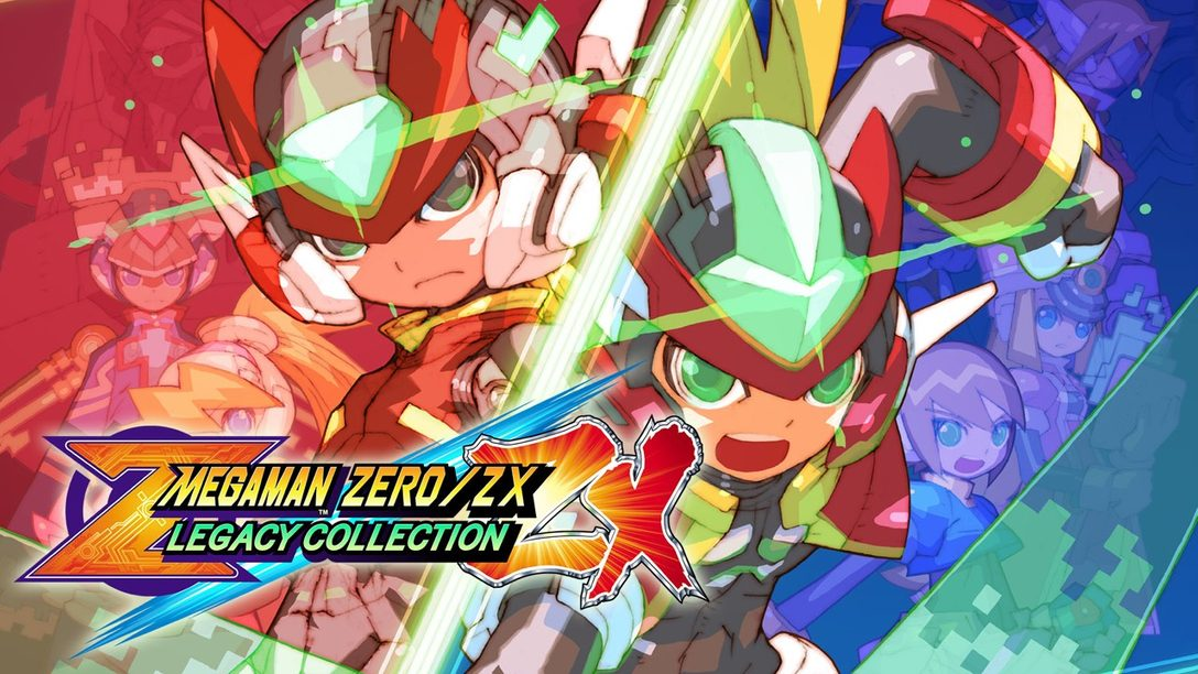 Mega Man Zero/ZX Legacy Collection Se Deslizará Hacia PS4