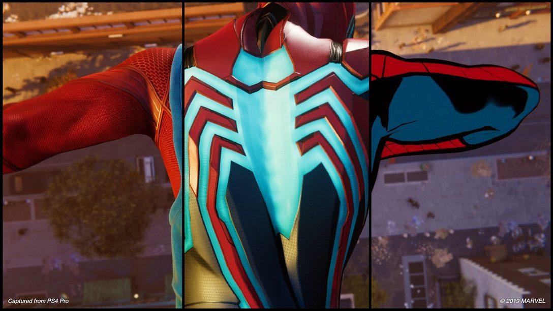 La Historia Secreta de los Trajes de Marvel's Spider-Man Contada por Los Artistas de Insomniac