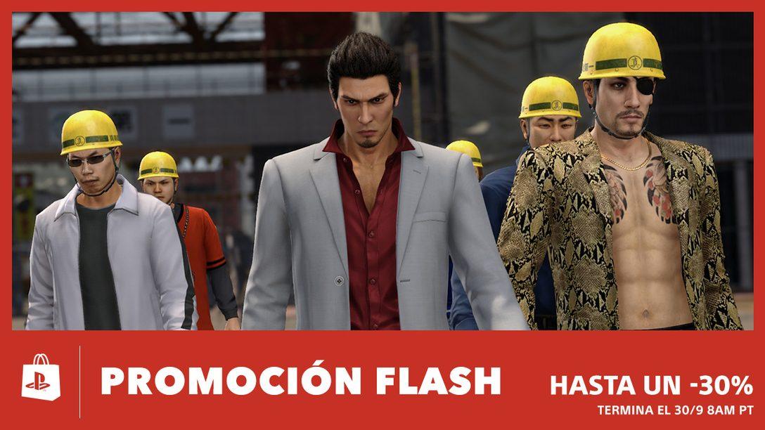 La Promoción Flash de septiembre llega a PS Store