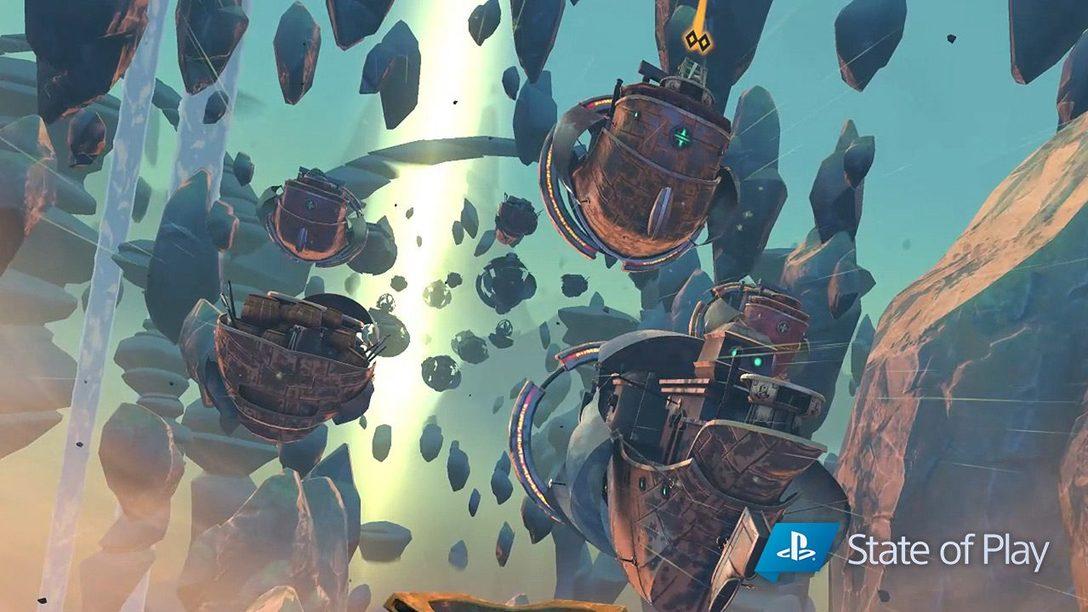 Stardust Odyssey Anunciado para PS VR