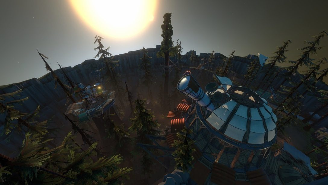 Outer Wilds se Lanza el 15 de octubre en PS4