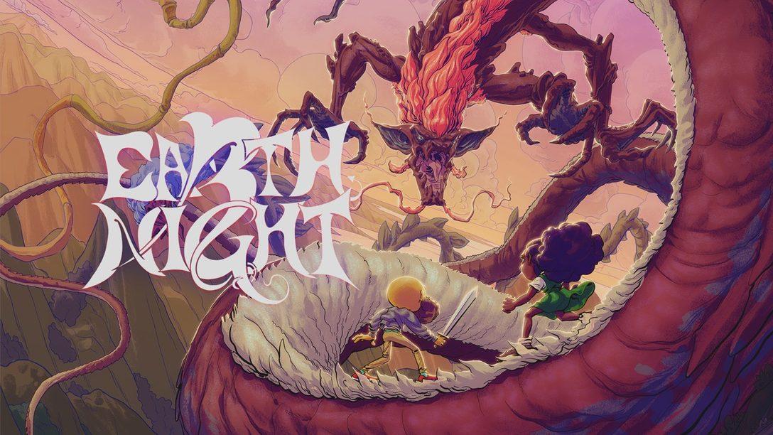El Apocalipsis Dragón está Cerca: EarthNight Aterrizará en PS4 el 3 de diciembre