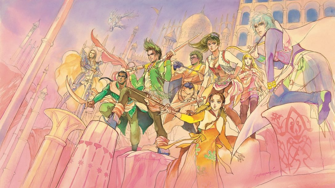 Experimenten un Nuevo Clásico: Romancing SaGa 3 Llega Hoy a PS4