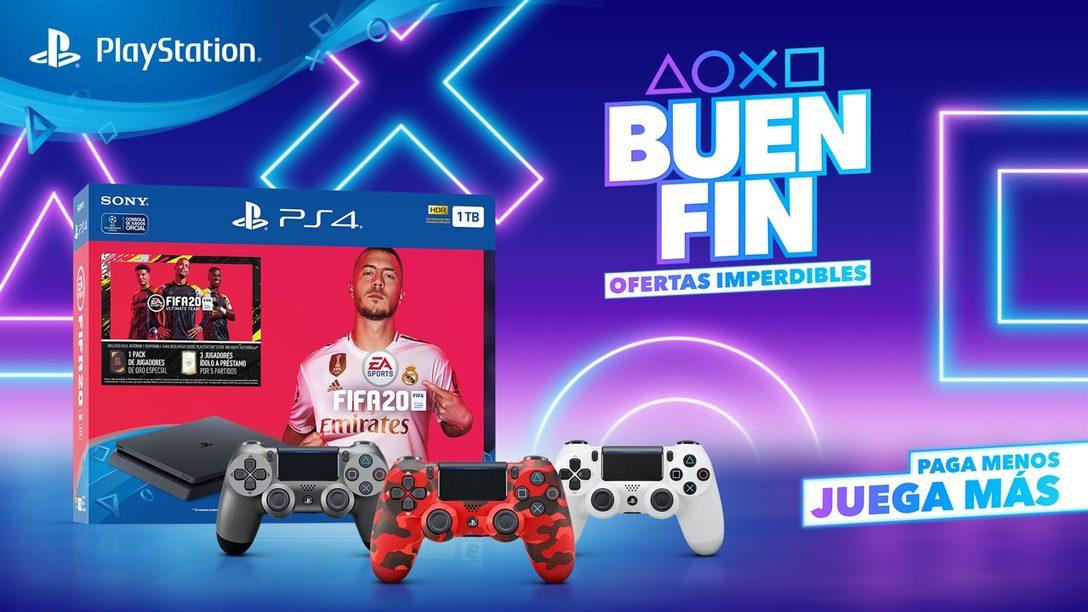 Estas son las Promociones de Black Friday & Cyber Monday de PlayStation para 2019