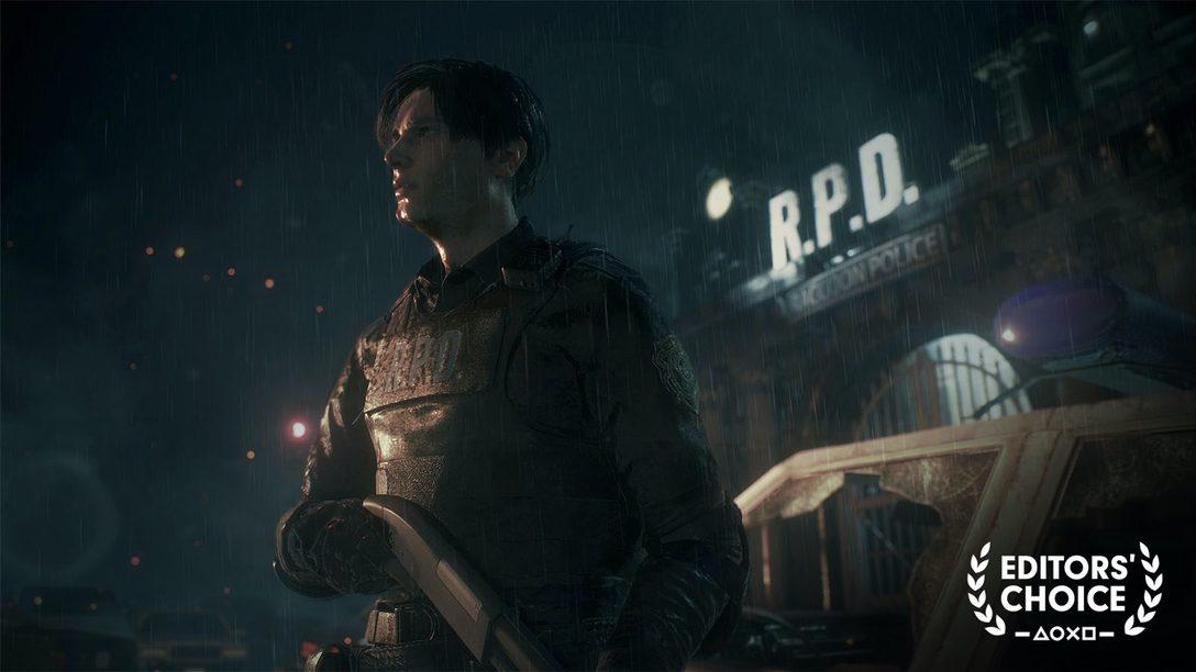 Editors' Choice: Resident Evil 2 es Puro Survival Horror Maestro
