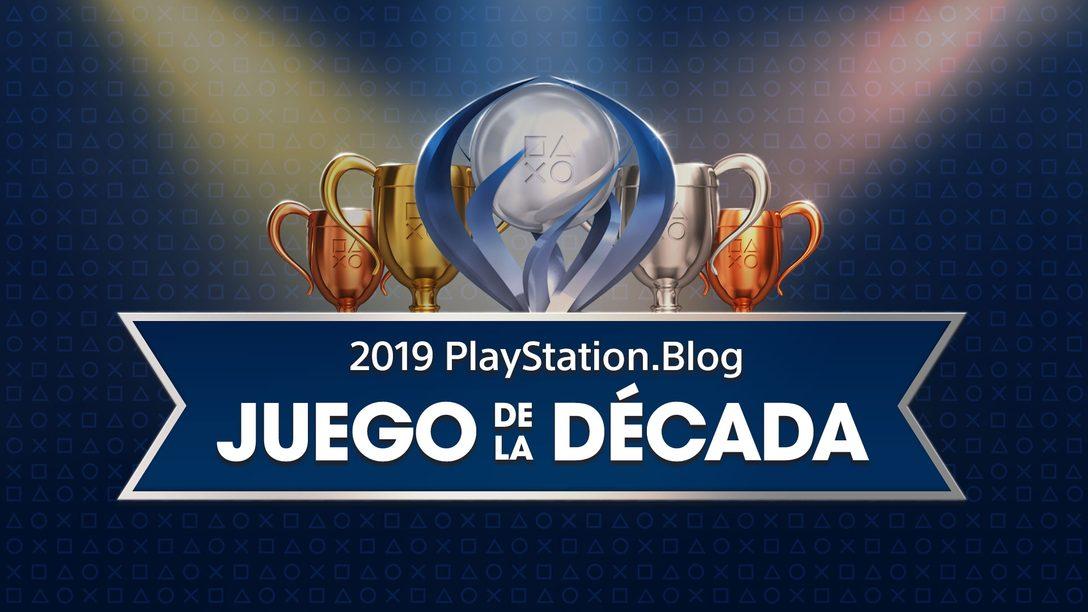Estos son los Ganadores de Juego de La Década de PlayStation.Blog