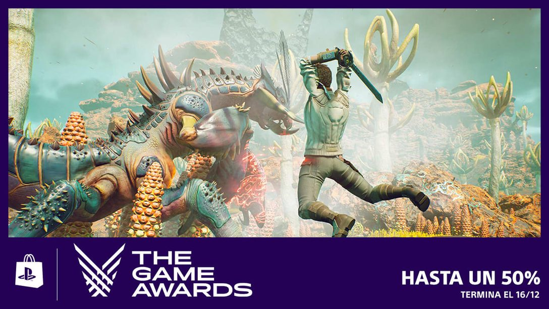 La Venta Flash de The Games Awards llega a PS Store