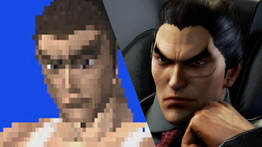 La Evolución Poligonal de Cinco Icónicos Personajes de PlayStation