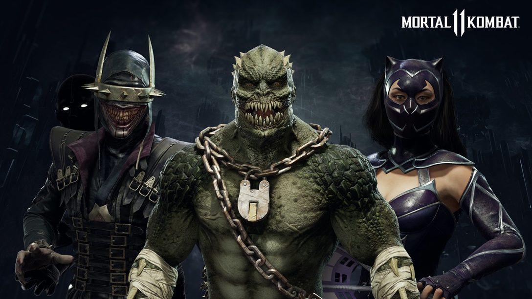 El Joker se une a la Lista de Peleadores de Mortal Kombat 11 – Nuevos Detalles de parte de NetherRealm