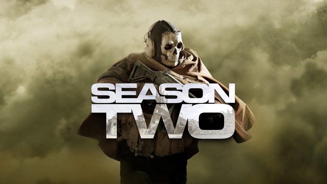 La Temporada 2 de Modern Warfare Empieza Mañana, Incluyendo Nuevo Contenido Exclusivo de PS4