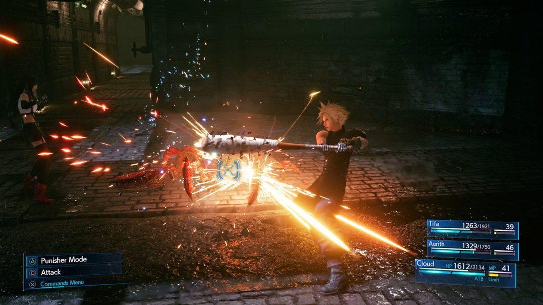 Nuevas Imágenes de Final Fantasy VII Remake Muestran a Red XIII, Misiones Alternas y Más
