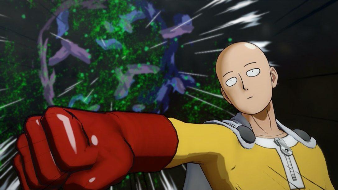 One-Punch Man: A Hero Nobody Knows Llega a PS4, Entrevista con los Productores del Anime y el Juego