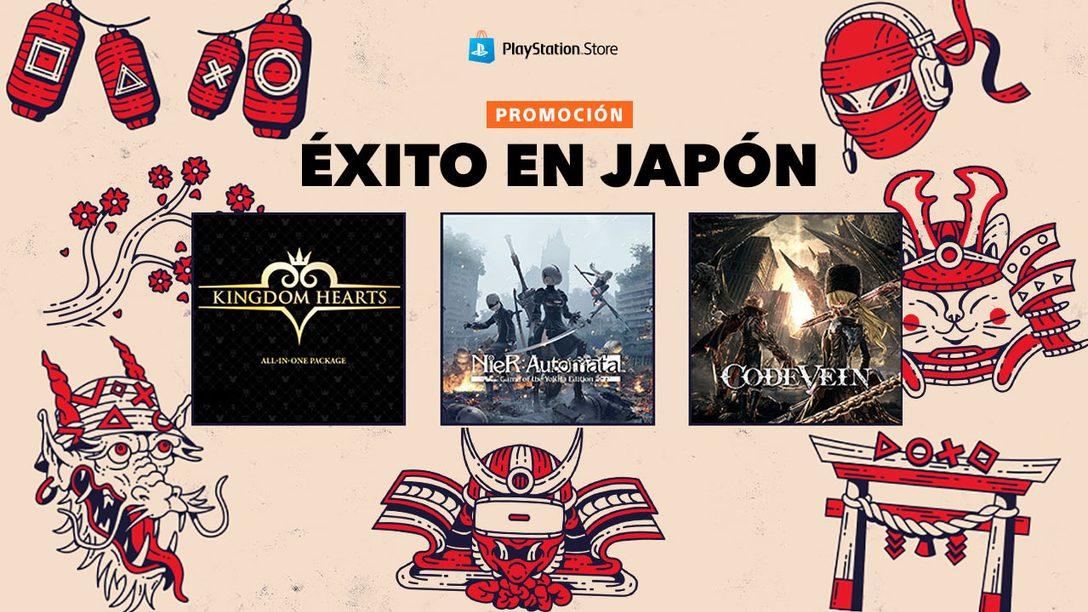 La Promoción Éxito en Japón de PS Store Regresa Mañana