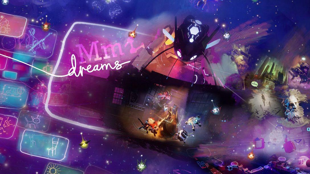 Dreams Llegará a los Jugadores de Early Access Antes del Lanzamiento