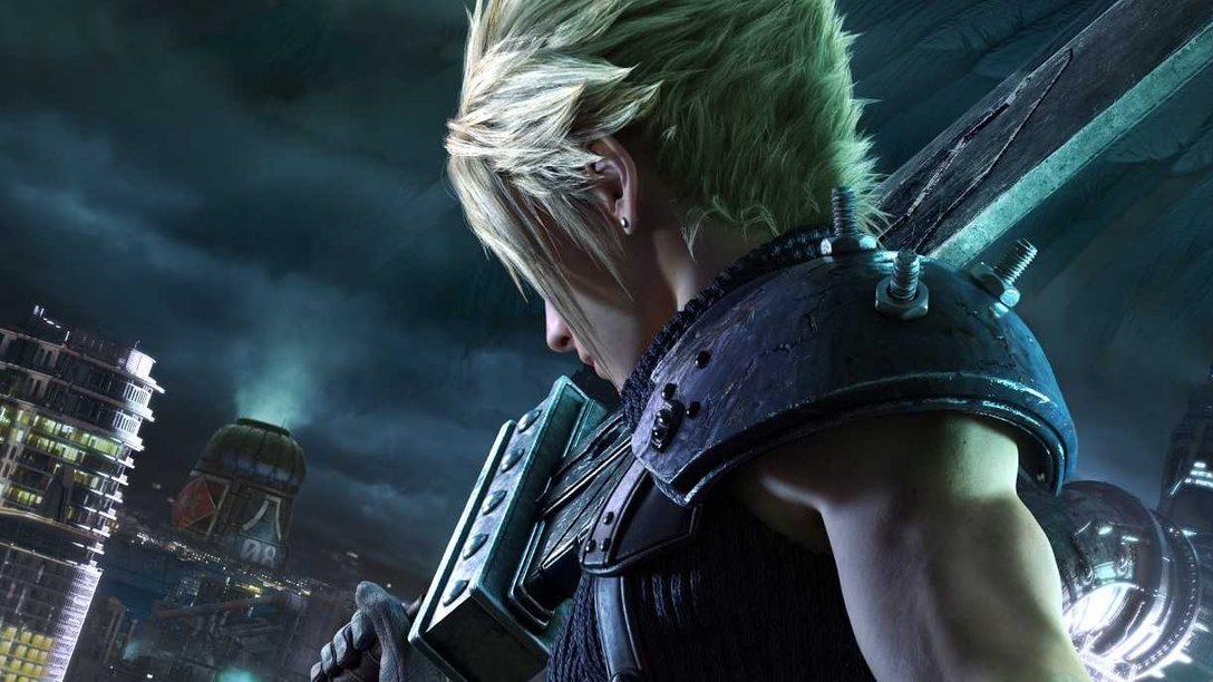 Los Creadores de Final Fantasy VII Remake Hablan Sobre la Reconstrucción de Midgar