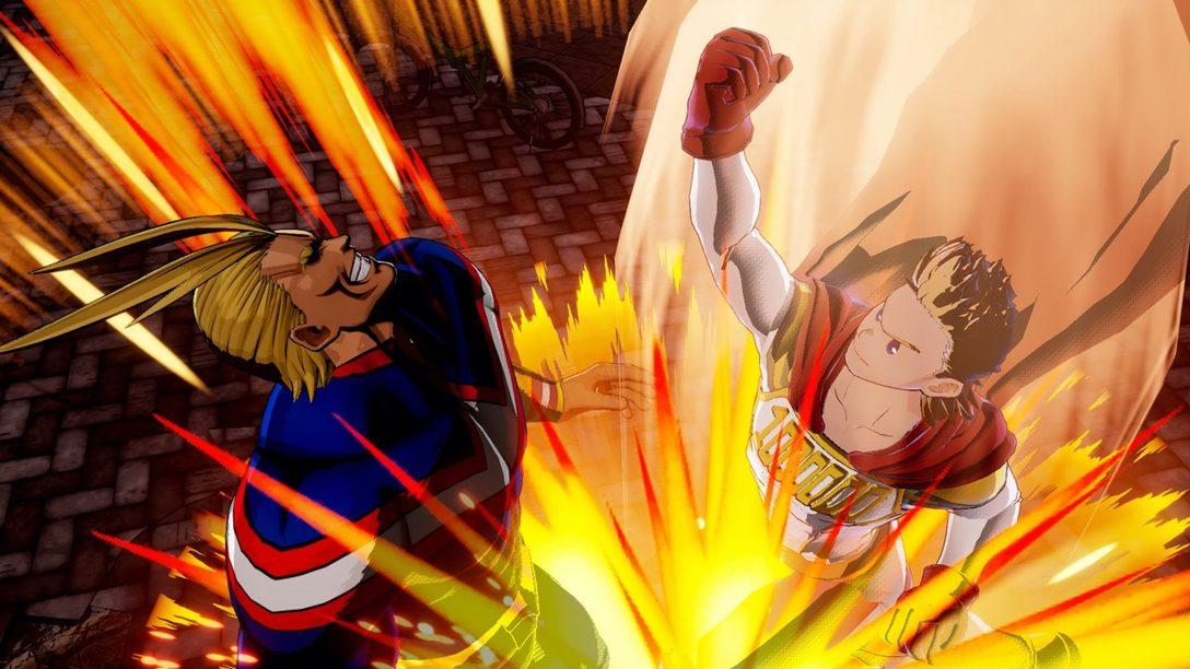 Conviértete en un Plus Ultra con estos Consejos para My Hero One's Justice 2 que se Lanza Hoy