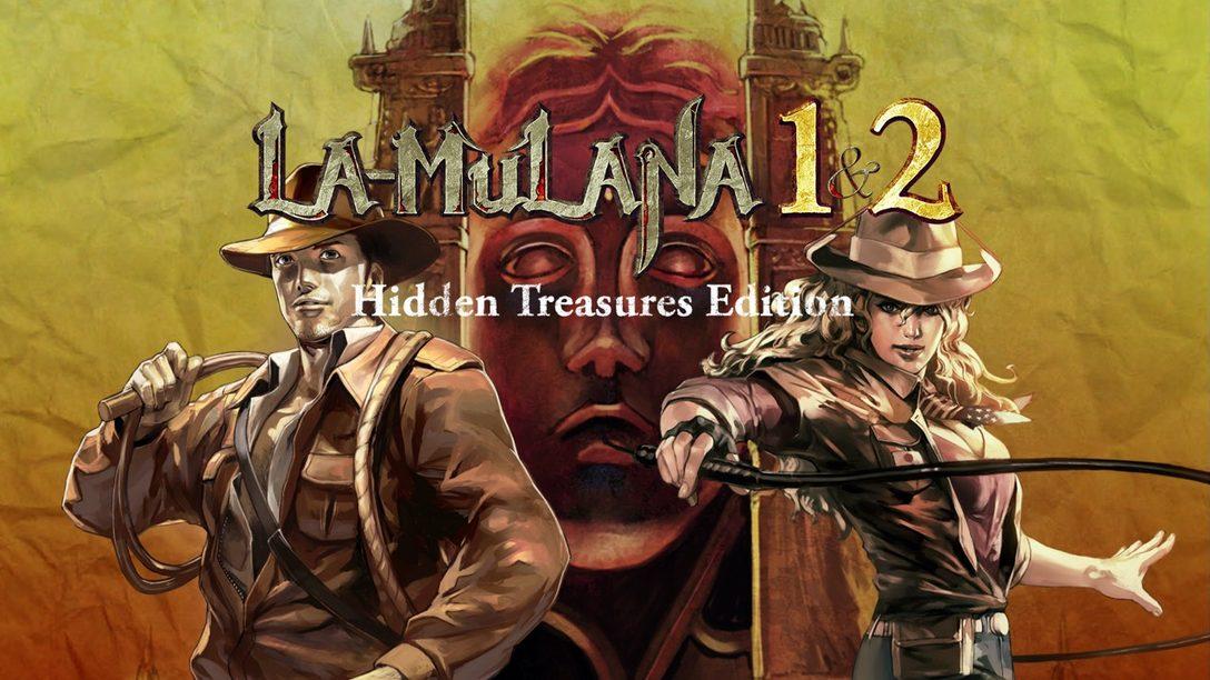 Takumi Naramura Revela Tesoros Ocultos Detrás de La-Mulana 1 & 2
