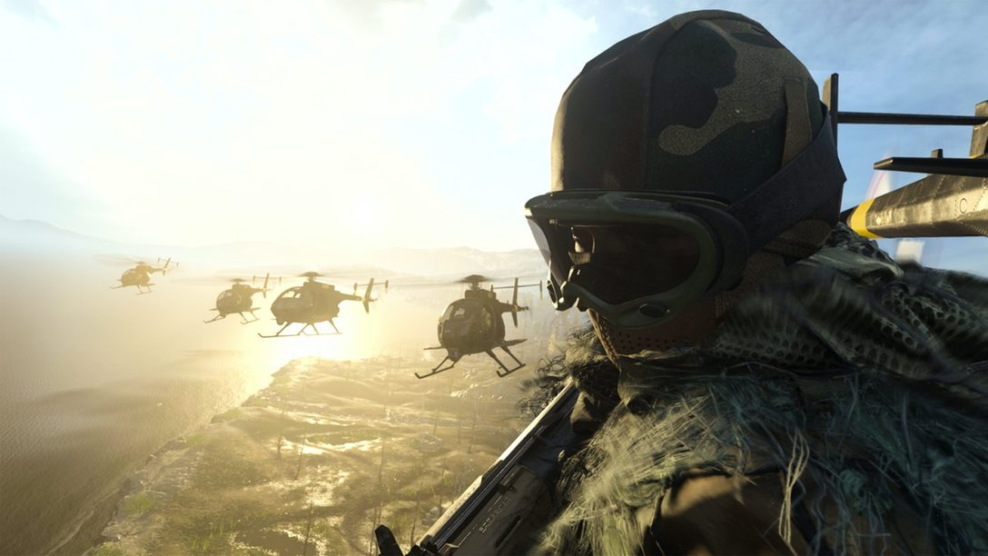 Juega Gratis Call of Duty: Warzone desde Mañana