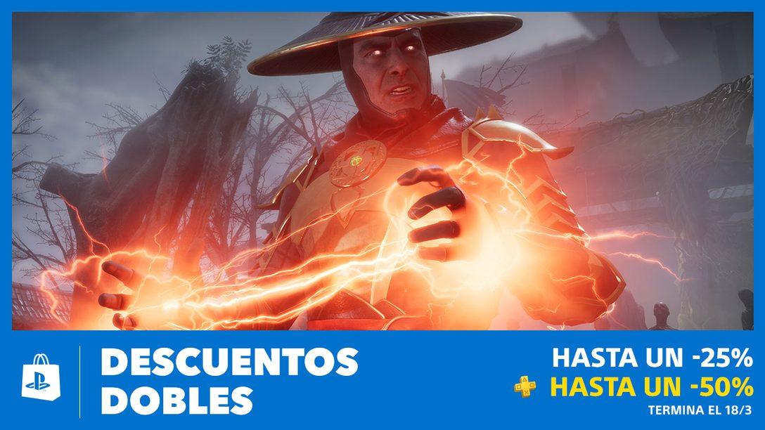 La Promoción Descuentos Dobles Está de Regreso en PS Store