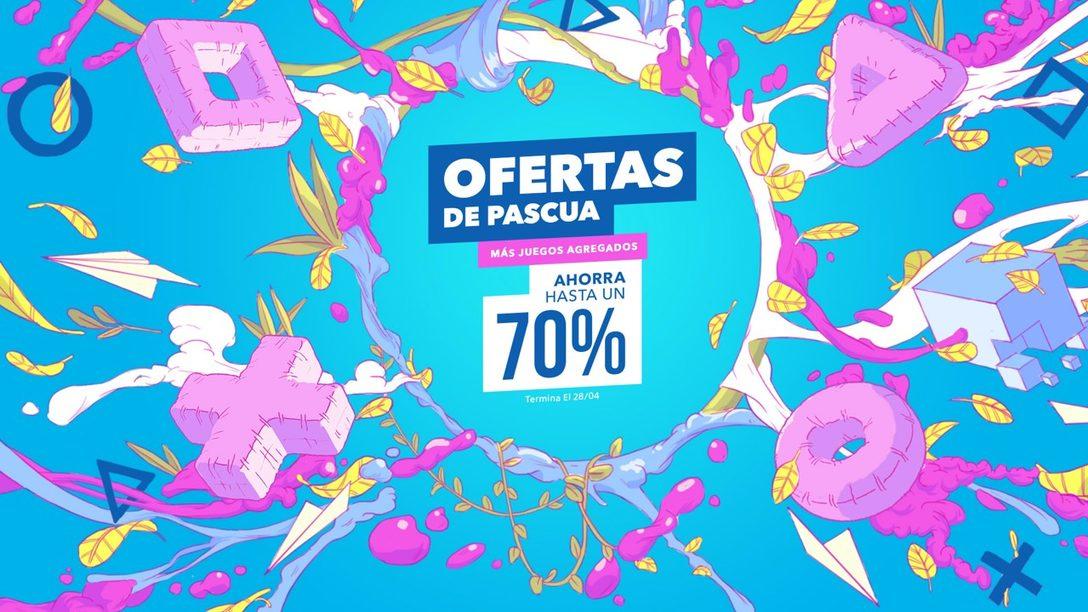 Las Ofertas de Pascua Florecen en PS Store