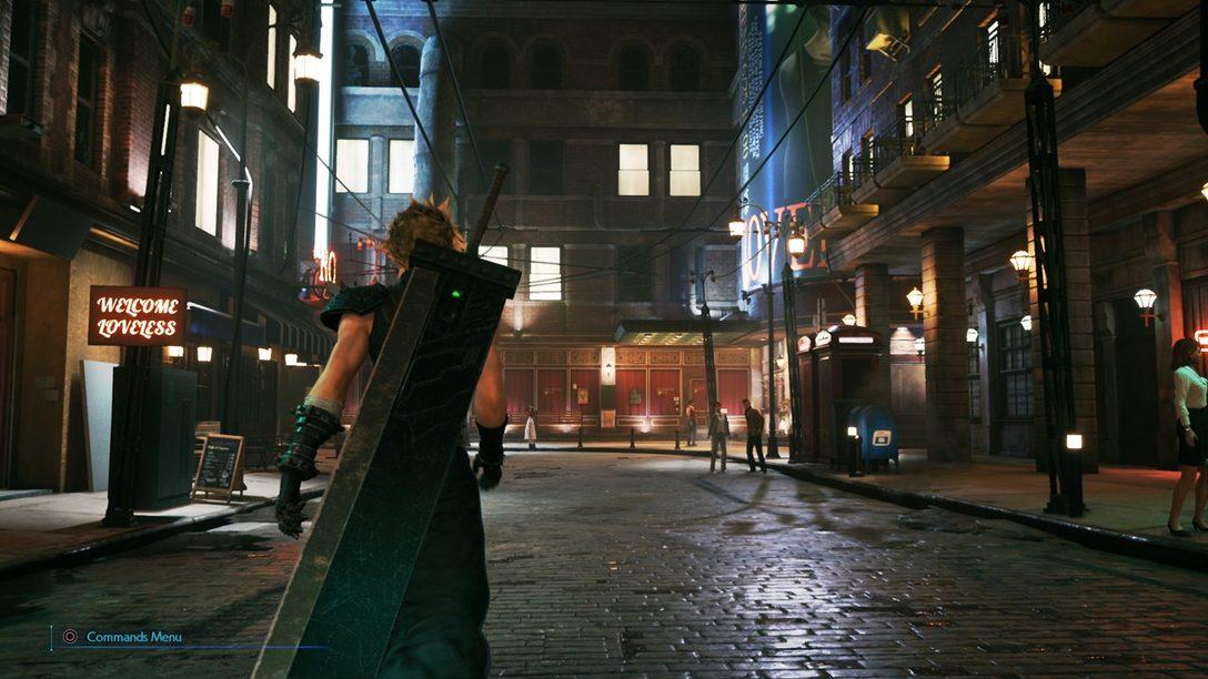 Final Fantasy VII Remake se Lanza Mañana en PS4, Siete Consejos para el Combate