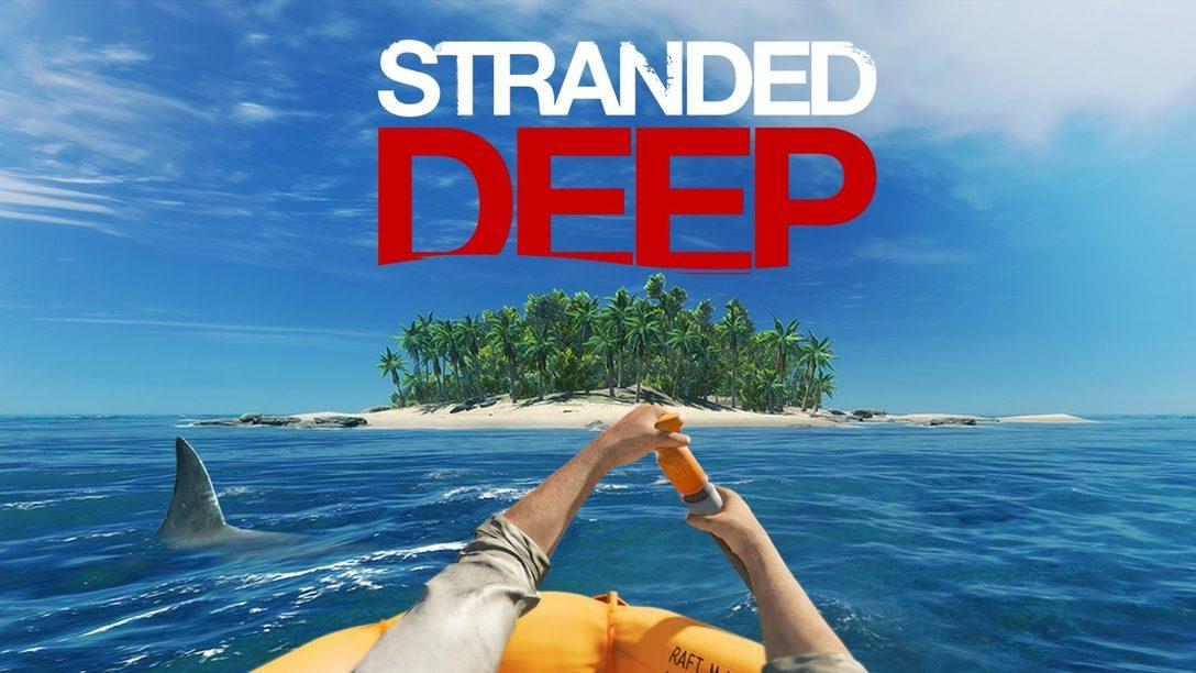 Stranded Deep Llega Mañana a PS4