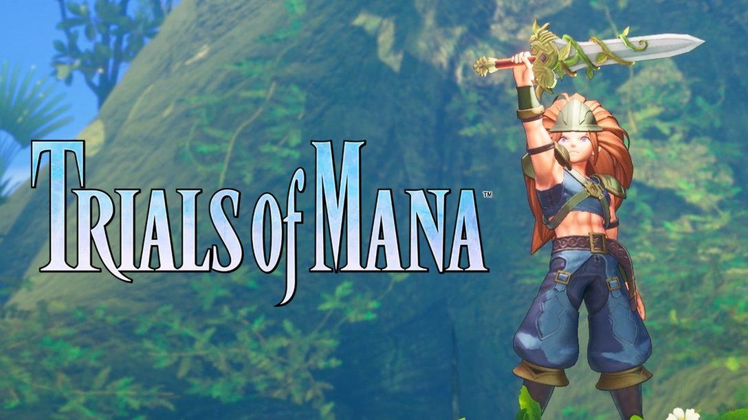 Trials of Mana: Un Nuevo y Mejorado RPG de Acción