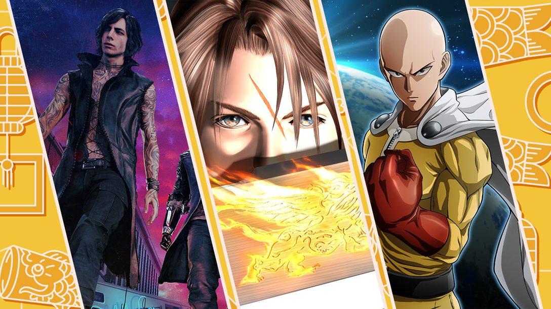 La Promoción Éxito en Japón de PlayStation Store ya Empezó