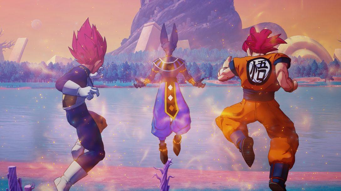 El Primer Boss Battle Episode Llega Mañana a Dragon Ball Z: Kakarot