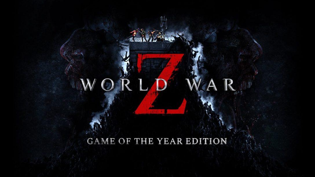 World War Z: Marseilles DLC y Game of the Year Edition Llegarán Mañana a PS4