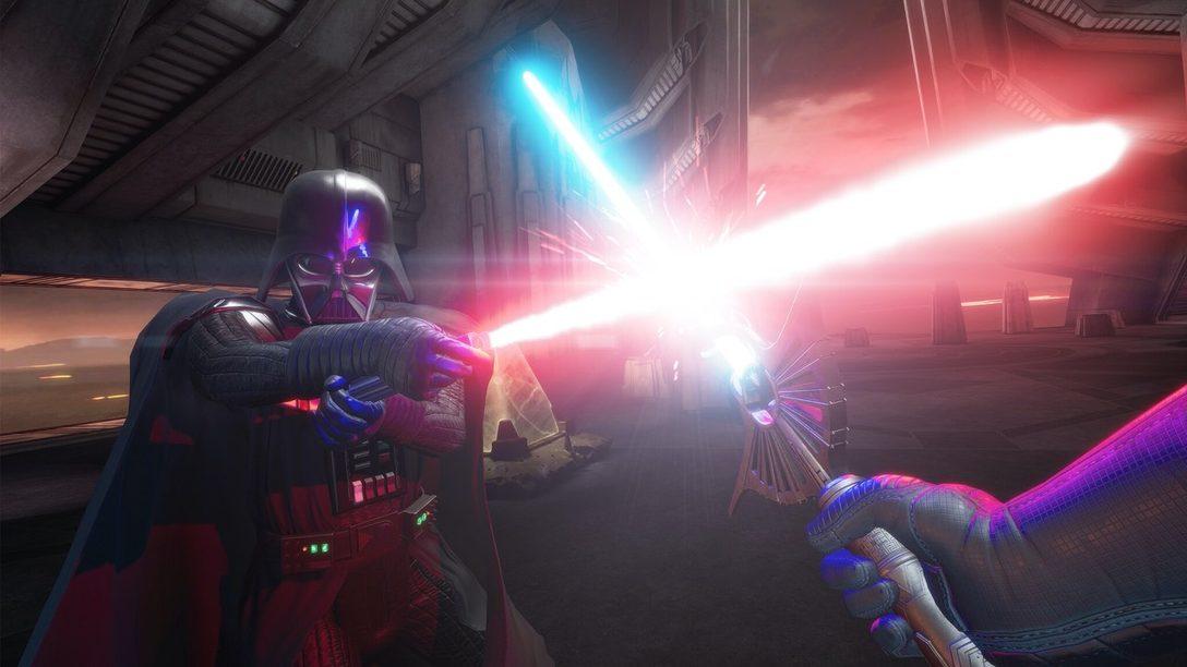 Vader Immortal: A Star Wars VR Series Llegará Pronto a PS VR